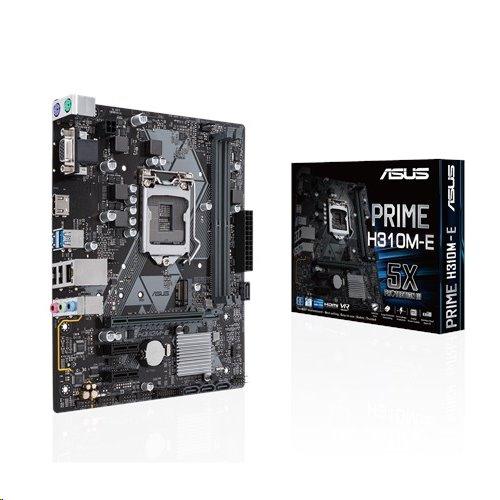 ASUS PRIME H310M-E soc.1151 H310 DDR4 mATX USB3 M.2 VGA HDMI