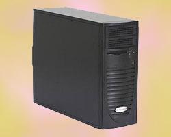 Supermicro® CSE-733i-450B MidiTower