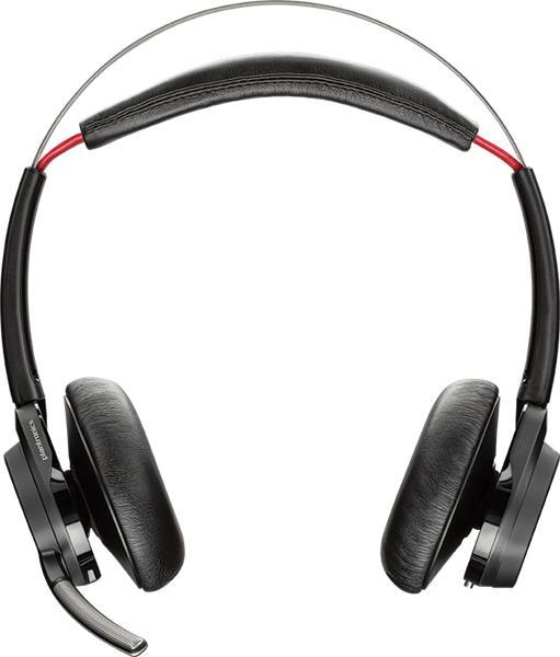 Plantronics VOYAGER FOCUS UC, B825 náhlavná súprava na obe uši