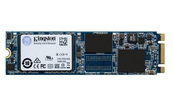 Kingston 240GB SSDNow UV500 Series M.2 SATA3 (6Gbps) ( r520MB/s, w350MB/s )