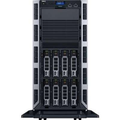 DELL PE T330 E3-1220 v6 16GB 4x1TB NL-SAS DVDRW H730 iDRAC8 Ent 2x495W 3Yr PS