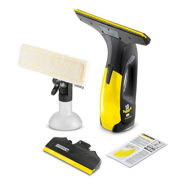 Kärcher čistič na okná WV 2 Premium v limitovanej žlto-čiernej edícii