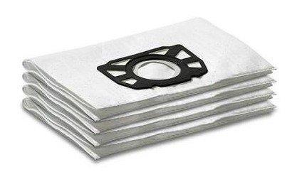 Kärcher Filtračné vrecko z netkanej textílie pre WD 7, 4ks