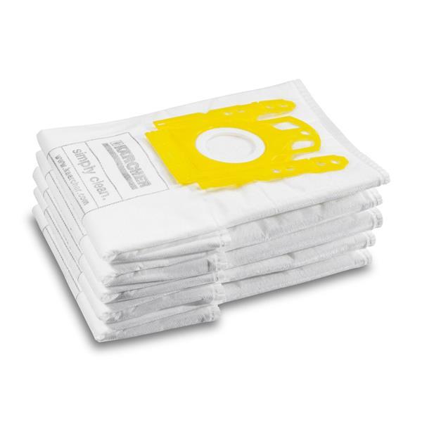 Kärcher Filtračné vrecká z netkanej textílie, 5 ks