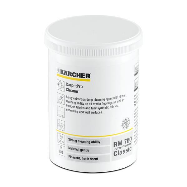 Kärcher CarpetPro čistič kobercov RM 760 Prášok Classic, 0.8 kg