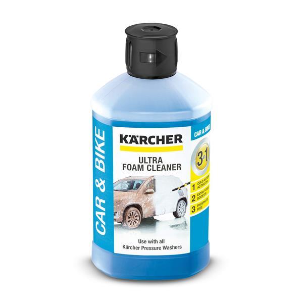 Kärcher Ultra penový čistič 3v1, 1L