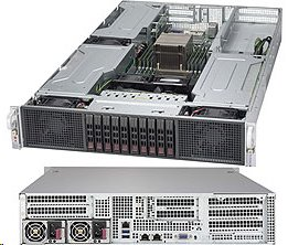 Supermicro Storage Server SYS-2029GP-TR 2U DP