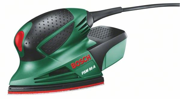 Bosch PSM 80A, multifunkcna bruska
