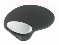 Kensington Memory Gel Mouse Wristrest - čiernošedá