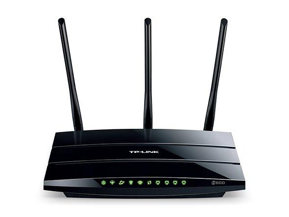 TP-LINK TD-W9980B, VDSL/ADSL modem,4 x 10/100/1000 Mbps, WiFi router 300Mbps