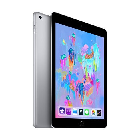Apple iPad 128GB WiFi + Cellular Space Grey (2018)