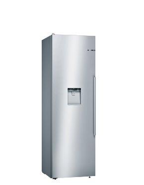 BOSCH_Chladnicka 187cm 346 l, 112 kWh/365 dní, A++, VitaFresh plus, LED osvetlenie,dotykový displej,výdajník vody,nerer