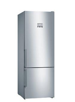 BOSCH_Chladnicka 193cm, X-DEEP,chlad. 400l, mraz. 105l, Kamera v chlad. - Home Connect