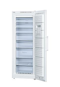 BOSCH_Mraznicka jednodverová (šuplíková) 360 l, 301 kWh/365 dní, A++, NoFrost, biela
