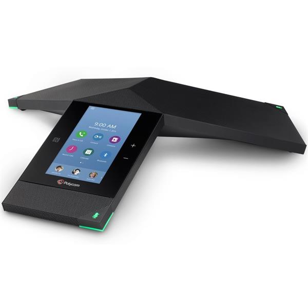 Polycom RealPresence Trio 8800 IP conference phone with built-in Wi-Fi, Bluetooth and NFC