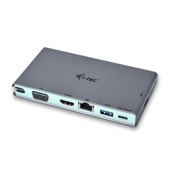 i-tec USB-C 4K Travel dokovací stanice