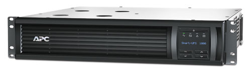 APC Smart-UPS 1000VA LCD RM 2U 230V with SmartConnect