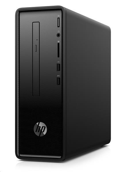 HP Slimline 290-p0001nc, Pentium G5400, Intel UHD, 8GB, 1TB 7k2, DVDRW, ac + BT, W10, 2y