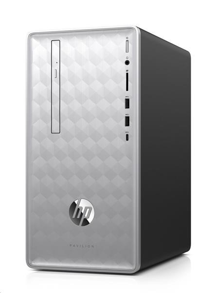 HP Pavilion 590-p0000nc, A10-9700, RX550/2GB, 8GB, 1TB, DVDRW, W10, 2Y, WiFi/BT