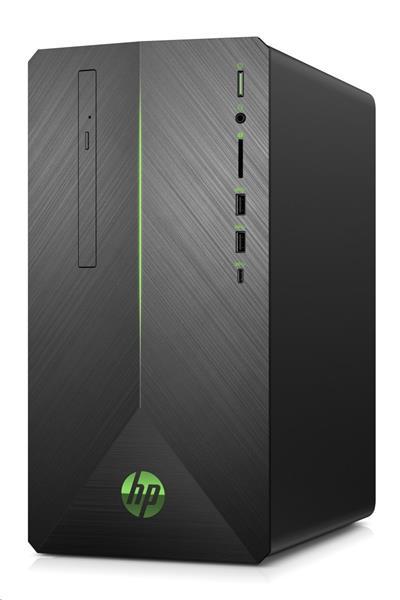 HP Pavilion Gaming 690-0007nc, i5-8400, GTX1050/2GB, 8GB, 1TB, DVDRW, W10, 2Y, WiFi/BT