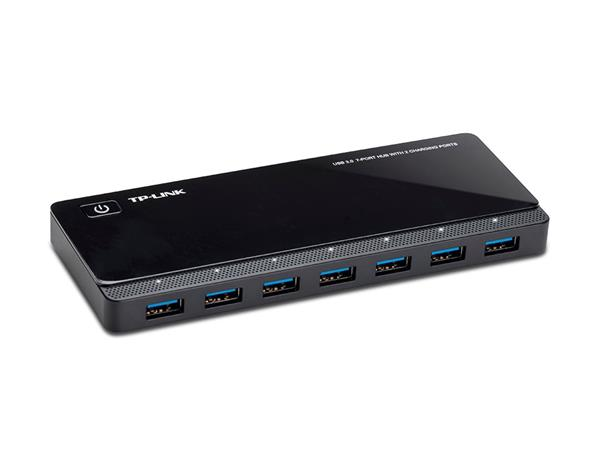 TP-LINK UH720 7 ports USB 3.0 Hub,Desktop