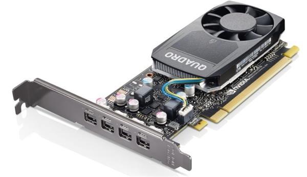 Grafická karta NVIDIA Quadro P620 (2 GB)