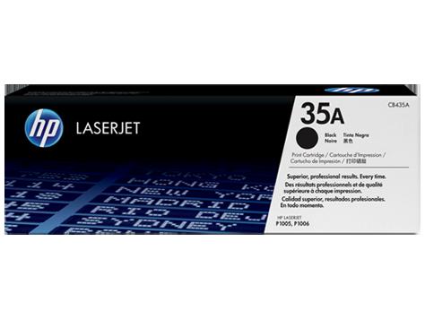 HP Toner cartridge, black pre LJ P1005 / P1006, aQ 1500 str.