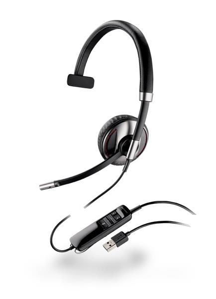 Plantronics BLACKWIRE C710, náhlavná súprava na jedno ucho so sponou