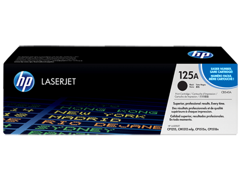 HP Toner Cartridge Black for CLJ CP1215/1515 (2200 pages)