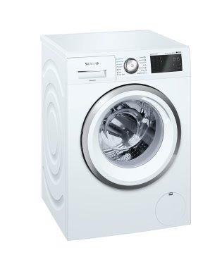 SIEMENS_Pracka max 1400 ot. / min., obsah 9 kg, A+++ - 30%, dotykový multiTouch displej