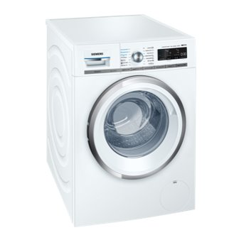 SIEMENS_Pracka max 1400 ot. / min., obsah 9 kg, aquaStop, A+++ - 30%, stredná LED displej, sensoFresh