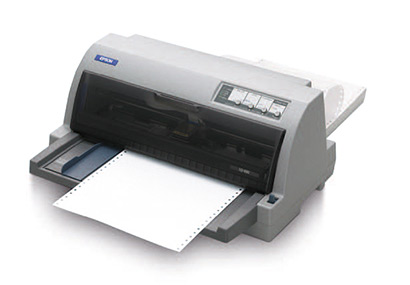 Epson LQ-590II, A4, 24ihl., 550zn., LPT/USB