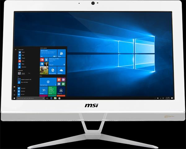 MSI Pro 20EX 7M-005EU i3-7100/19.5 HD/Intel HD/4GB/1TB HDD/DVDRW/WLAN/Win10