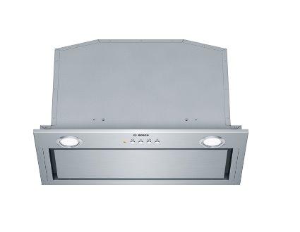 BOSCH_C, 53cm vstavaný do skrinky 3+1int., max.610m3/hod., 2x1W LED osvetlenie, obvodové odsávanie