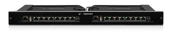 Ubiquiti ES-16XP (PoE switch 24/48V)