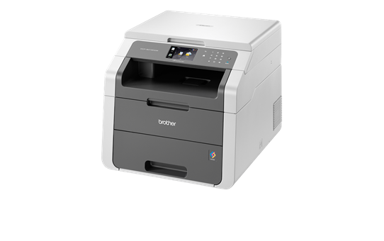 BROTHER DCP-9015CDW A4, color laser MFP, duplex, WiFi