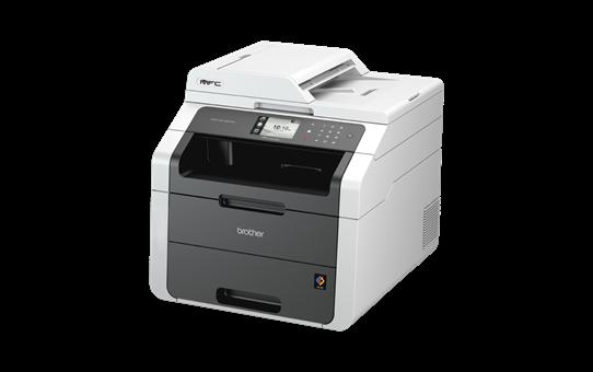 BROTHER MFC-9140CDN A4, color laser MFP, Fax, ADF, duplex, LAN