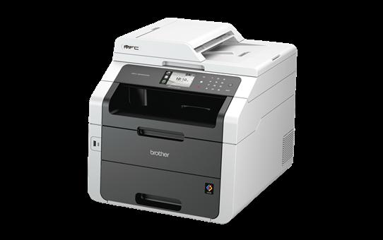 BROTHER MFC-9340CDW A4, color laser MFP, ADF, Fax, duplex, USB, LAN, WiFi