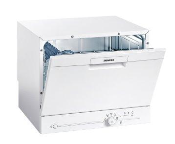 SIEMENS_5 programov, 8l/0,61 kWh - 6 súprav,biela, tr.účinnosti mytí A+/sušenia A