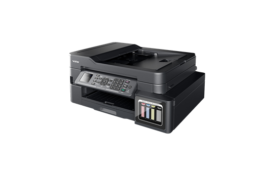 BROTHER MFC-T910DW A4 ink-tank MFP, Fax, ADF, duplex, USB, LAN, WiFi + Powerbank 8000