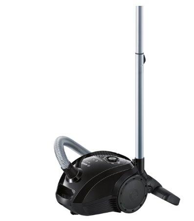 BOSCH_700W, energetická trieda A, trieda účinnosti: koberce C,tvrdé podlahy C,prachové emisie B,HiSpin motor,Hepa filter