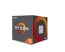 AMD, Ryzen 5 1400, Processor BOX, soc. AM4, 65W, s Wraith Stealth chladičom
