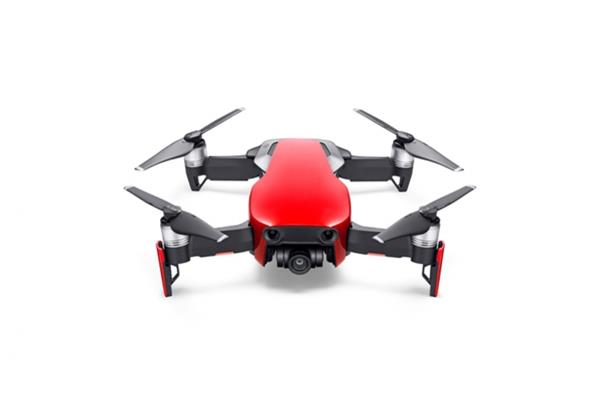 DJI Mavic Air Fly More Combo Arctic Red