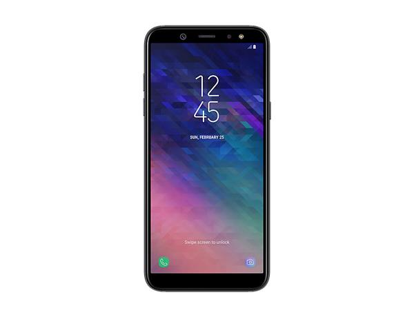 Samsung Galaxy A6 Duos Black