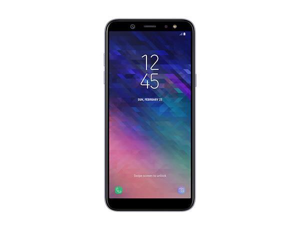 Samsung Galaxy A6 Duos Lavender Violet