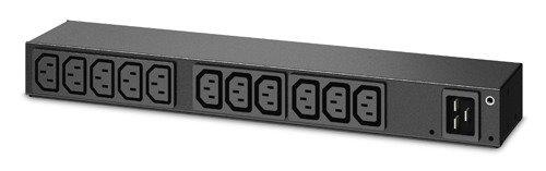 Rack PDU, Basic, 0U/1U, 100-240V/20A, 220-240V/16A, (13) C13