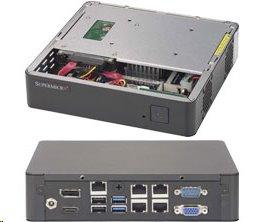 Supermicro® CSE-101S mini ITX chassis w/o PSU