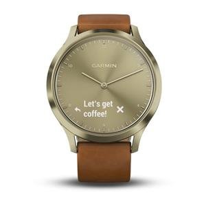 Garmin vívomove HR, Premium, Gold, S/M