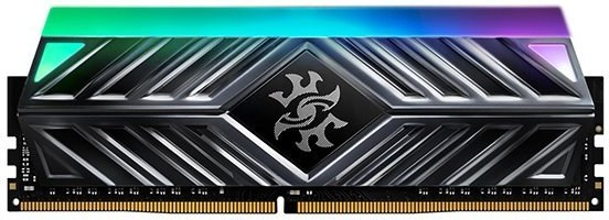 DDR 4.... 8 GB . 3000MHz. CL16 SPECTRIX D41 Grey XMP Single Color Box