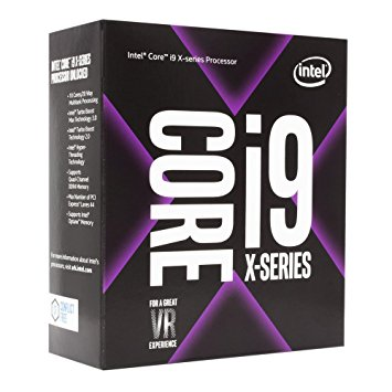 Intel® Core™i9-7940X processor, 3,1GHz,19.25MB,FCLGA2066 BOX bez chladiča